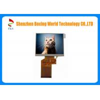 Quality Resistive TFT LCD Touch Screen 3.5 Inch 320 ( RGB ) X 240P 600 Brightness for sale