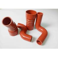 Quality Custom Industrial Silicone Hose Pipe , High Temperature Rubber Tubing for sale