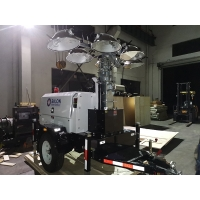 Quality FAWDE 4DW91-29D Work Site 50hz 16KW Mobile Light Tower for sale
