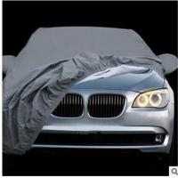 Best 3XL big size automobile cover Silver gray PEVA  acupuncture cotton 4.8*1.8*1.5m easy operation car cover wholesale