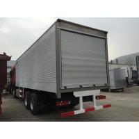 Quality HW70 cab heavy cargo truck in transportation 336HP with 6x4 driving wheel for cargo transportation for sale