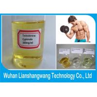China Raw Hormone Testosterone Anabolic Steroid for Men Muscle Building , CAS 58-20-8 on sale