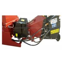 Quality 100HP Residential Wood Chipper 7 Inches Chipping Capacity / Heavy Duty Chipper Shredder for sale