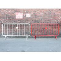 Quality 150MM Vertical Spacing Crowd Control Fencing for sale