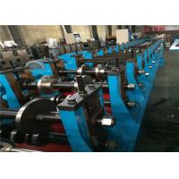 China Scaffolding Plank Sheet Roll Forming Machine Cr12 Blank Steel 45KW 20 Stations on sale