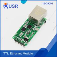 Quality [USR-TCP232-T2]  TTL to TCP/IP Ethernet module with DHCP/Web page for sale