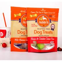 Buy Plastic Aluminum Foil Stand Up Zipper Pouch Dog Food Packaging Bag at wholesale prices