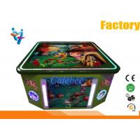 China Coin operated game machines 4P air hockey on sale