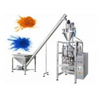 China Vertical Powder Bagging Machine , Auger Filler Coffee Powder Packing Machine on sale