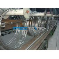 Quality TP304 Stainless Steel Coiled Tubing ASTM A269 for sale