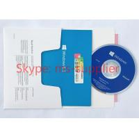 Quality French Upgrade Windows 8.1 Professional 64 Bit OEM System Builder Channel Software for sale