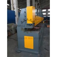 Quality Carbon Steel Edge Chamfering Machine X Y V U Bevel Pre Process Welding for sale