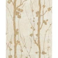 Quality Light Brown Decorative Wall Planks Double Wood Bamboo Fiber Interior Wall Boards for sale