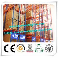 Quality Steel Building C Z Purlin Roll Forming Machine , Heavy Duty Pallet Racking Pallet for sale