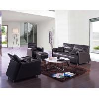 Quality Leisure Modern Leather Sectional Sofa, Chesterfield Leather Sofa Set;Guangdong Dongguan sofa furniture manufacturers for sale