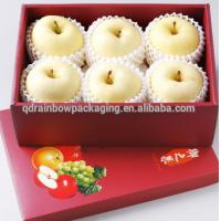 Quality Corrugated Fruit Packing Boxes for Strawberry / Banana Packaging for sale
