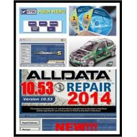 China 576 GB Mitchell Heavy Duty Truck Repair Tools / Automotive Truck Diagnostic Software on sale