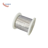 Quality Nonmagnetic 0.025mm Pure Nickel Wire For Heating Elements for sale