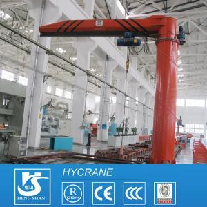 Quality 1ton 3ton 5ton 10ton Pillar Mounted Free Standing Jib Crane for sale