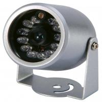 Quality MPEG 4 / M-JPEG Plug And Play Wide Angle Security Camera Support iPhone Android for sale