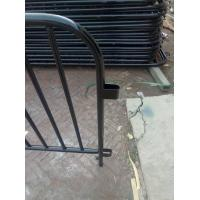 Quality 3.75ft x6.5ft crowd control barriers American Standard for sale