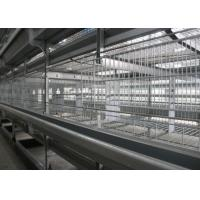 Quality Full Automatic Poultry Farming Equipment 1200×625×480 Mm Low Pollution for sale