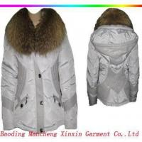 Quality Women's Russia style down garment for sale