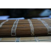 Quality Seagrass Outdoor Bamboo Window Blinds Strong But Flexible Compact Framework for sale