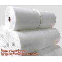 Quality 25MicTransparent PVC Shrink Film For Printing And Packaging,pof shrink plastic packing film for packaging bagease packag for sale