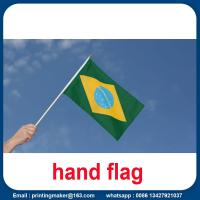 Buy cheap 2018 Country Hand Flags for World Cup from wholesalers