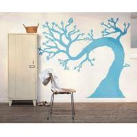 Quality PVC Decoration Tree Wall Stickers F239 / House Decoration for sale