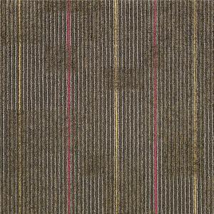 Quality Residential Modular Carpet Tiles / Custom Carpet Squares With Eco - Bitumen Backing for sale