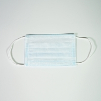 Quality 3 Ply ASTM LEVEL 3 Hypoallergenic Disposable Face Mask for sale
