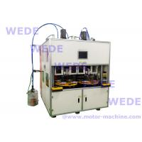 Quality Full automatic 8  station stator coil winding machine for electric motor for sale