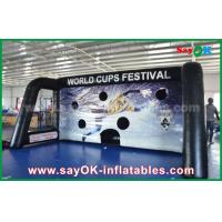 Quality Outdoor Inflatable Projection Screen Air Blow Up Portable Movie Screen For Sale for sale