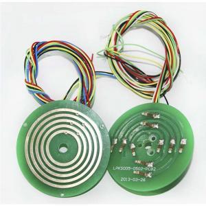 Best Pancake Slip Ring 5 Circuits Ultra-Thin Design  Separate PCB Multi Circuits Design wholesale