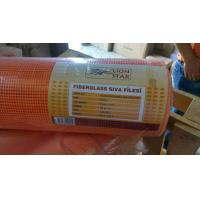 China 5mm * 5mm 120g / m2 Fiberglass Mesh Alkali Resistant For Wall Covering on sale