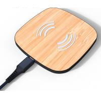China 10 W Slim Iphone Cordless Charger , Qi Wireless Charging Pad For IPhone on sale