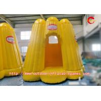Best 0.55mm PVC Tarpaulin Adult Jumpers Bouncers/Inflatable Cartoon Combo Castle wholesale