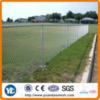 China Hot Sales Decorative Chain Link Fence on sale