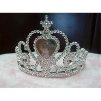 Best Wholesale Crowns for Baby Girls Elsa Anna Crown Children Party Crowns Girl's Queen Crown wholesale
