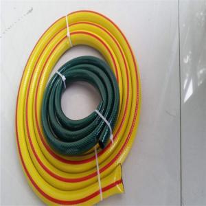 Quality High Pressure PVC Fiber Reinforced Hose Plastic Net Hose for sale
