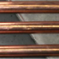 Buy cheap High Tensile strength Threaded Ground Rod with Copper Clad Steel Material from wholesalers
