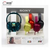 China Shopper Marketing Accessories Display Stand Headphone Retail Store Display Fixtures on sale