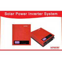 Buy cheap 220/230/240VAC Solar Energy Inverter 2000VA Systems of Output Short Circuit Protection from wholesalers