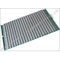 Quality Corrugated Pinnacle Shale Shaker Screen For HP600 Shale Shaker / Mud Cleaner for sale