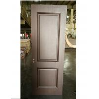 China Hign Quality Luxury Style Two Panel New Model PVC Vinyl Door on sale