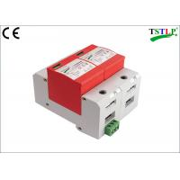 Quality Reliable Single Phase Voltage Surge Protector , In 100ka Surge Protection Device for sale