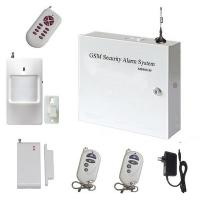 China 868MHz GSM Wireless Home Security Alarm Sytem with Voice and Intercom FS-AME502 on sale