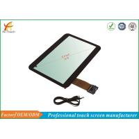 Quality USB POS Touch Panel , 12.5 Inch ATM Machine Touch Screen For Touch Monitor for sale